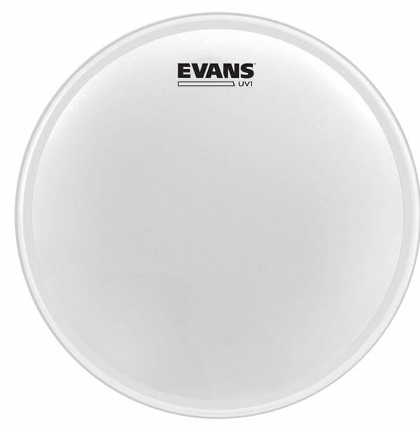 """Evans UV1 Series Coated 10"""" Drum Head-0"""