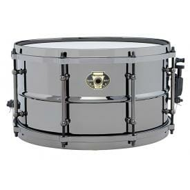 Ludwig Black Magic 13x7 LW0713 Snare Drum -0