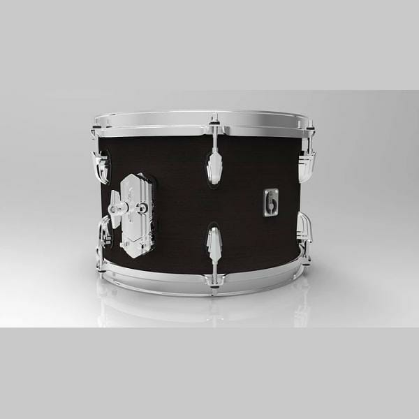 "British Drum Co.-Legend Club 20"" 3-Piece Shell Pack- Whitechapel-2371"