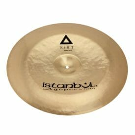 "Istanbul Agop Xist Brilliant 18"" China Cymbal"