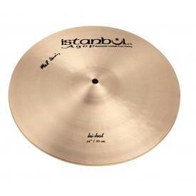 """Istanbul Agop Signature Series - Mel Lewis 14"""" Hi Hat Cymbals-0"""
