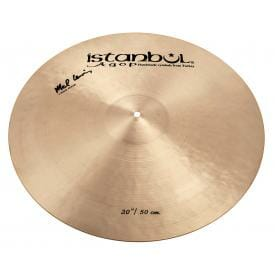 "Istanbul Agop Signature Series - Mel Lewis 20"" Ride Cymbal-0"
