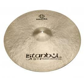 "Istanbul Agop Signature Series - Cindy Blackman Mantra 15"" Hi Hat Cymbals-0"