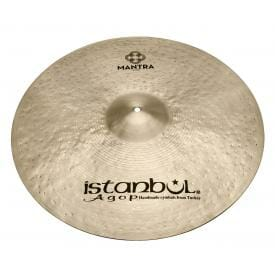 "Istanbul Agop Signature Series - Cindy Blackman Mantra 22"" Ride Cymbal-0"