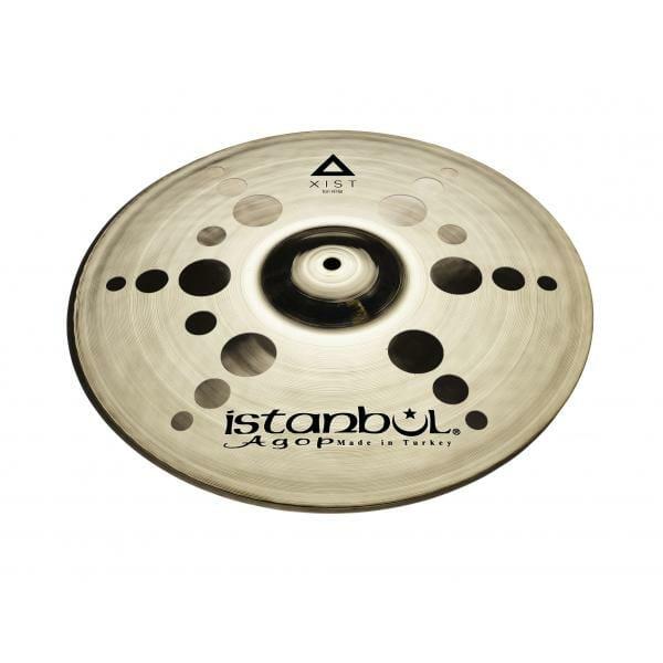 """Istanbul Agop Xist ION Brilliant 16"""" Hi Hat Cymbals-0"""