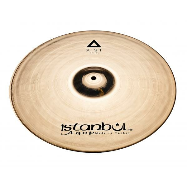 """Istanbul Agop Xist Brilliant 13"""" Hi Hat Cymbals-0"""