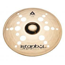 "Istanbul Agop Xist ION Brilliant 18"" Crash Cymbal-0"