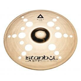 "Istanbul Agop Xist ION Brilliant 16"" Crash Cymbal-0"
