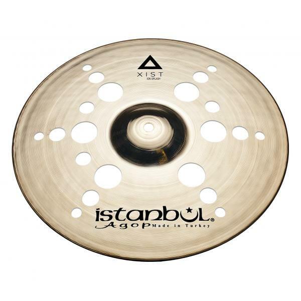 """Istanbul Agop Xist ION Brilliant 8"""" Splash Cymbal-0"""
