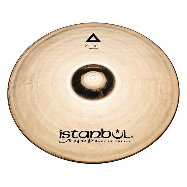 "Istanbul Agop Xist Brilliant 22"" Ride Cymbal-0"