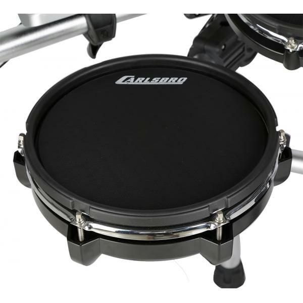 Carlsbro Mesh Electronic Commander Drum Kit CSD500 - Free Headphones -2634