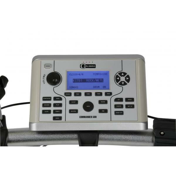 Carlsbro Mesh Electronic Commander Drum Kit CSD500 - Free Headphones -2632