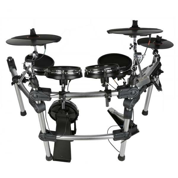 Carlsbro Mesh Electronic Commander Drum Kit CSD500 - Free Headphones -2631