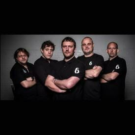 British Drum Co.-Legend The IMP 3-Piece Shell Pack- Kensington Knight-2726