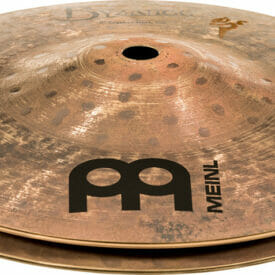 "Meinl 8"" Artist Concept Model - Benny Greb - Crasher Hats 2"