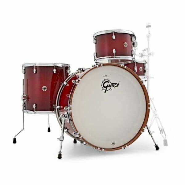 Crimson Gloss Catalina Club Shell Pack rock 24