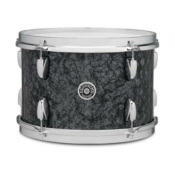 "Gretsch USA Brooklyn Shell Pack Deep Marine Black Pearl 10"" x 7"" TT / 12"" x 8"" TT / 16"" x 14"" FT / 22"" x 18"""