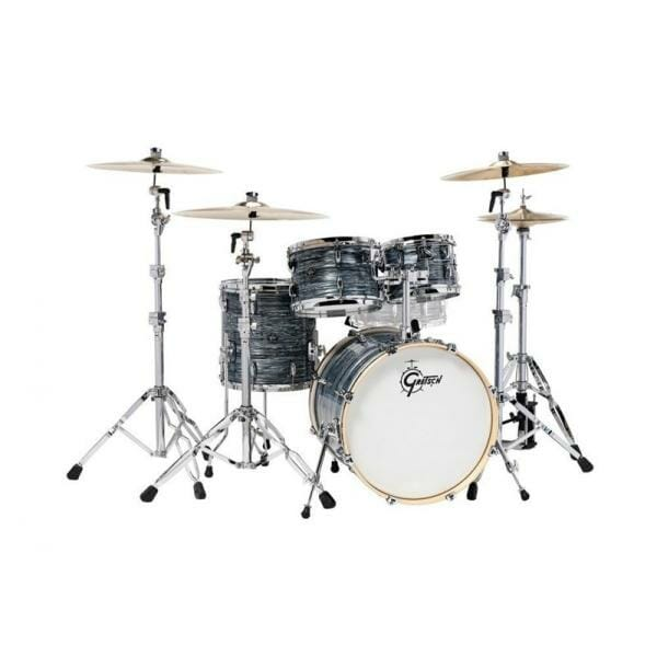 Gretsch Renown Maple 2016 Shell Pack Silver Oyster Pearl 10/12/14/20