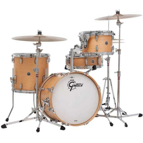 "retsch USA Brooklyn Shell Pack Satin Natural 13"" x 9"" TT / 16"" x 16"" FT / 24"" x 14"" BD"