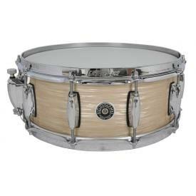 Gretsch Brooklyn Snare Drum Cream Oyster - 14 x 5.5 Lightning Throw