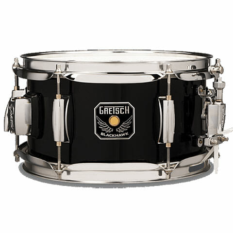 Gretsch The Blackhawk Snare Drum Mighty Mini 10 x 5.5""