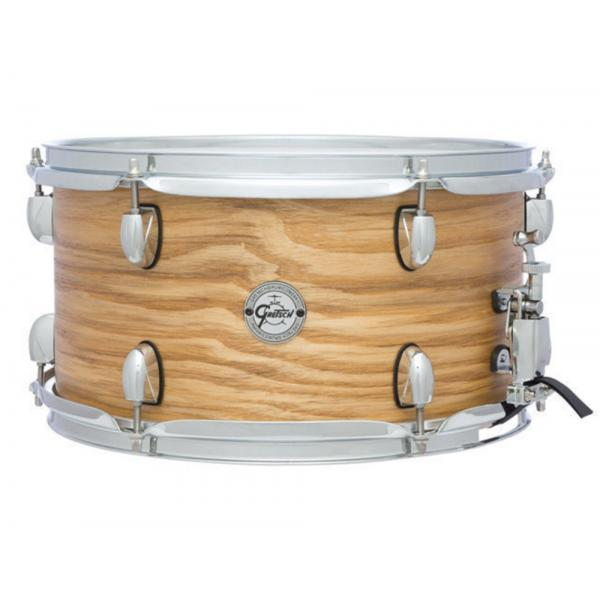 Gretsch 13 x 7 Silver Series Snare Drum, Natural Satin
