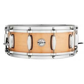 Gretsch 14 x 5 Silver Series Snare Drums, Natural Maple