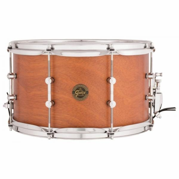 Gretsch Gold Series 14x8 Mahogany Natural Stain Snare