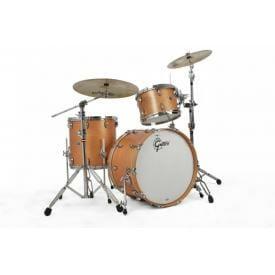 Gretsch 3 piece drum kit