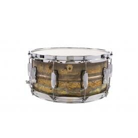 Ludwig Raw Brass Snare drum