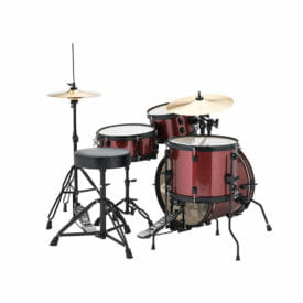 UDWIG The Pocket Kit - Wine Red Sparkle