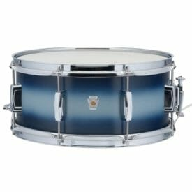 """LUDWIG 24"""" Club Date PRO BEAT - Blue/Silver Duco"""