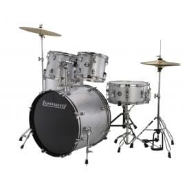LUDWIG Accent Drive 5 PC - Red Foil
