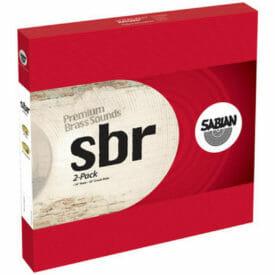 SABIAN SBR 2 PACK