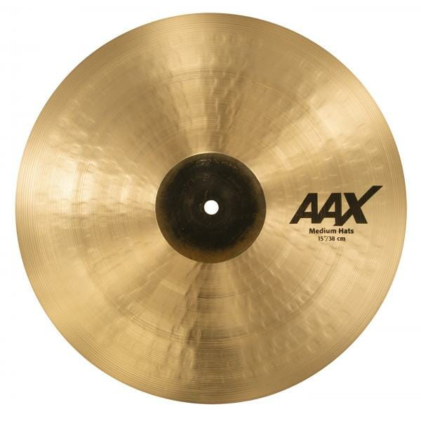 SABIAN AAX MEDIUM HATS 15""