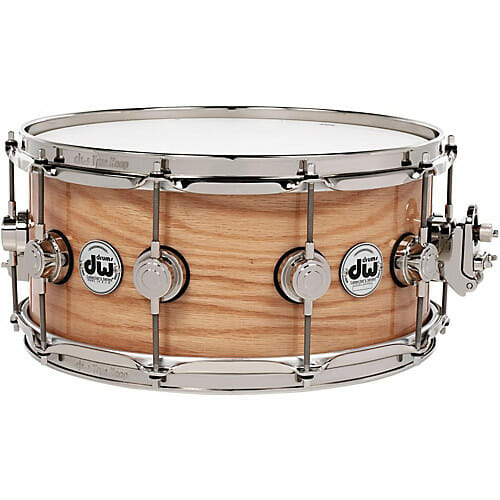 DW Edge Series Snare Drum Lacquer Custom 13 x 5""