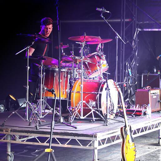 John, Drum Central