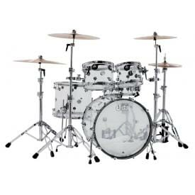 DW Design Series Acrylic 5pc Shell Pack