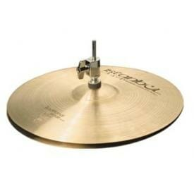 Istanbul Agop Traditional Medium Hi Hat Cymbals 14""