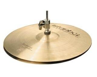 """Istanbul Agop Traditional Medium Hi Hat Cymbals 14"""""""
