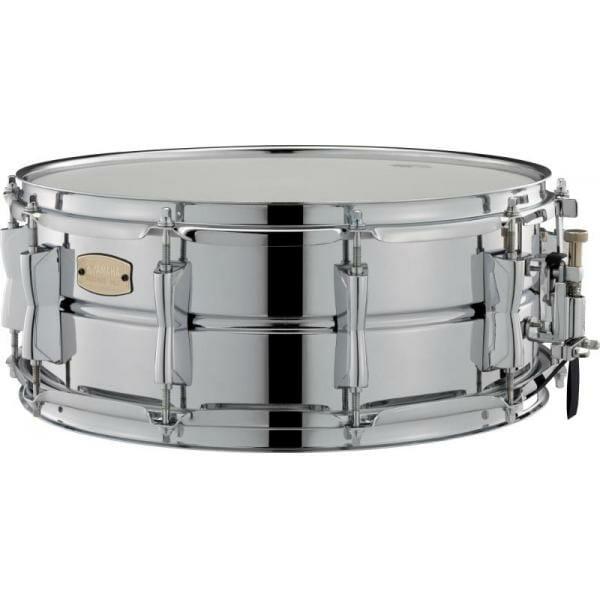"Yamaha Stage Custom Steel Snare 14X5.5"""
