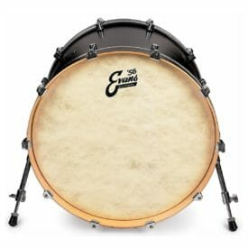 Evans Calftone EQ4 Bass Drum Head 24""