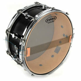 "Evans Hazy 300 8"" Snare Side Head"