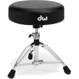 DW 9000 Series 9101 Heavy Duty Round Top Throne - Low