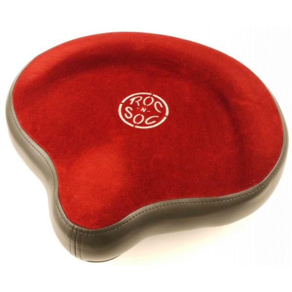 Roc N Soc Cycle Seat Red