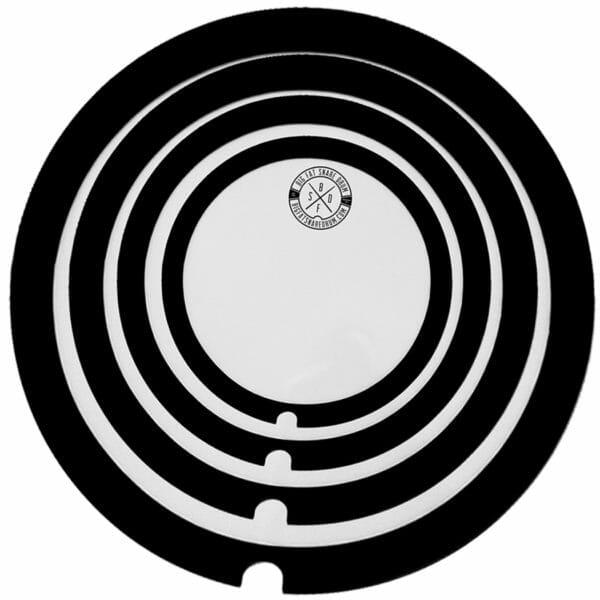 """Big Fat Snare Drum 4pc Studio Pack - 10"""", 12"""", 14"""" & 16"""" Original"""