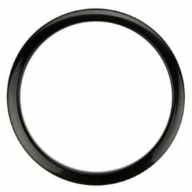 bass drum o's 5 inch black