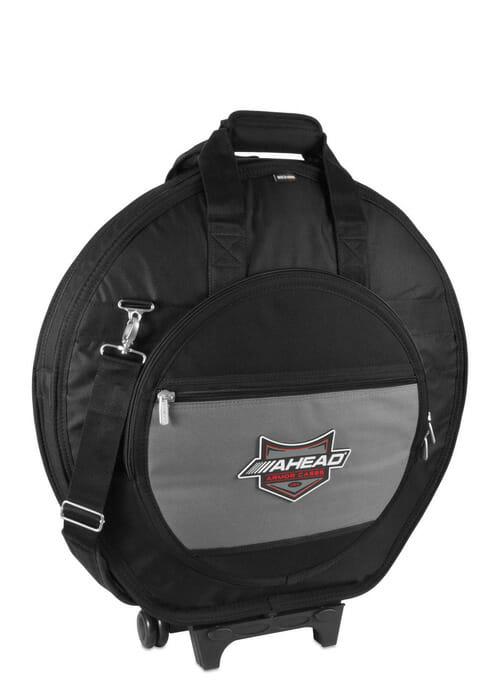Ahead Armor Deluxe Heavy Duty Cymbal Bag With Wheels