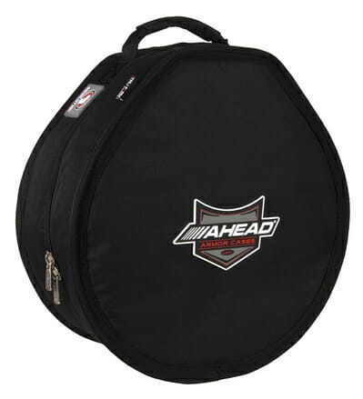 """Ahead armor 6.5"""" x 15"""" free floater snare case"""