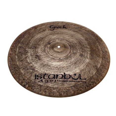 """Istanbul 22.5"""" Lenny White Signature Epoch Ride Cymbal"""